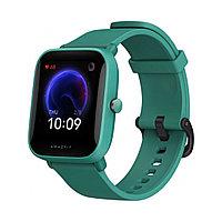 """Смарт часы, Amazfit, Bip U A2017, Дисплей 1.28"""" TFT, Разрешение 176х176, Водонепроницаемые (5 АТМ), GPS+GLONAS"""