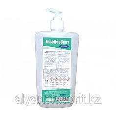 АкваИзоСепт - антисептик для рук (санитайзер) 1 литр. РК ( БЕЗ СПИРТА)
