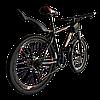 Велосипед Skillmax 26cм красно-черный, фото 3