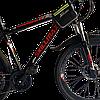 Велосипед Skillmax 26cм красно-черный, фото 4