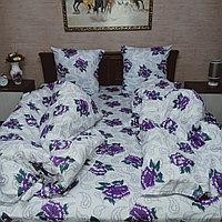 'Bed linen violet'', кретон, семейка