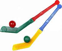 Хоккейный набор 2 Клюшки 2 шара