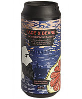 Увлажняющий гель для умывания для лица и бороды Chemical Barbers Galvanize Face & Beard 350 мл