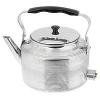 Чайник электрический алюминиевый ЭЧ-3 Москва, 3 литра, 1500 Вт