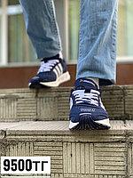Кросс Adidas 2002 тем син