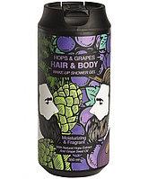 Гель для тела и волос хмель и виноград Chemical Barbers Wake-up Hops&Grapes Hair&Body Gel 350 мл