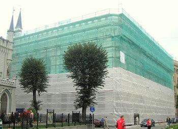 Строительные пленки для фасада