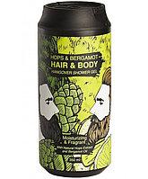 Гель для тела и волос и хмель & бергамот The Chemical Barbers - Hangover Hops & Bergamot Gel 350 мл