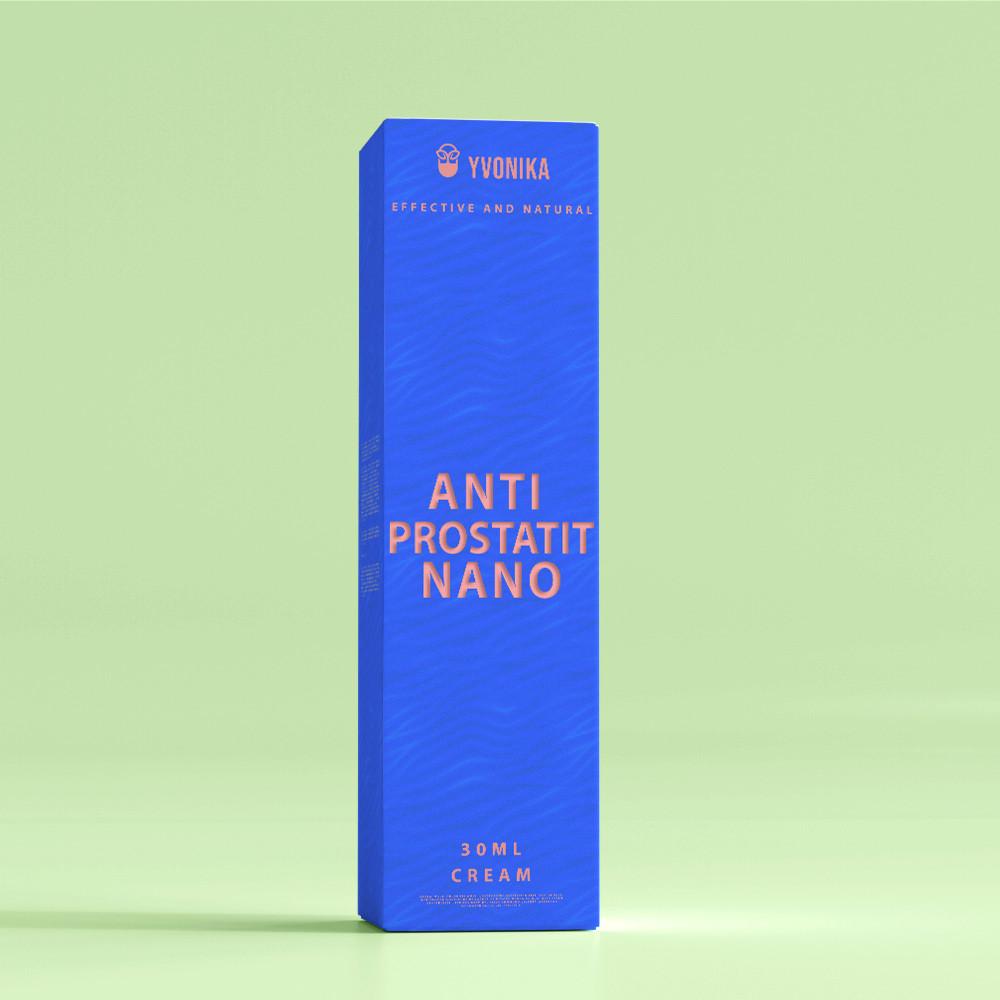 Anti Prostatit Nano (анти простатит нано) - крем от простатита
