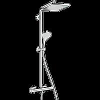 Душевая система hansgrohe Crometta Е 240 1jet Showerpipe с термостатом (27271000)