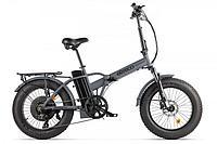 Велогибрид Eltreco Multiwatt New (Серый)
