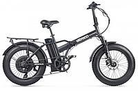 Велогибрид Eltreco Multiwatt New (Черный)