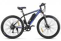 Велогибрид Eltreco XT 600 D (Черно-синий)