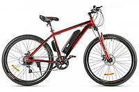 Велогибрид Eltreco XT 600 D (Красно-черный)