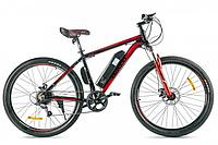 Велогибрид Eltreco XT 600 D (Черно-красный)