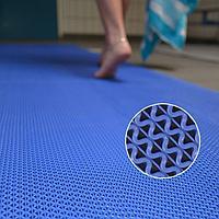 Рулонное ячеистое ПВХ покрытие Зиг-Заг, 0.90x15 м, 8.0 мм