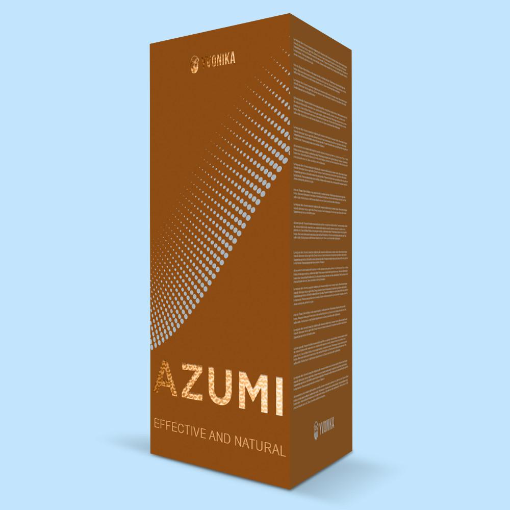 AZUMI (азуми) - сыворотка для восстановления волос