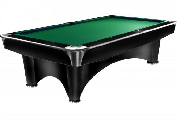 Бильярдный стол для пула Weekend Dynamic III 9 ф (черный)