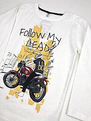 "DIFA Лонгслив ""Follow my lead"" 9703 №9528"