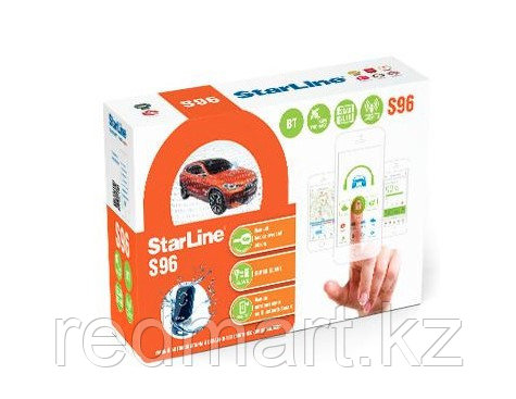 Автосигнализация StarLine S96 BT GSM+GPS - фото 1
