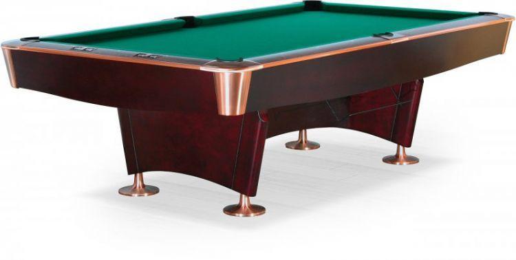 Бильярдный стол для пула Weekend Reno 8 ф (махагон)
