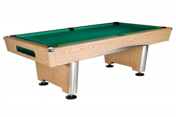 Бильярдный стол для пула Weekend Dynamic Triumph 8 ф (дуб)