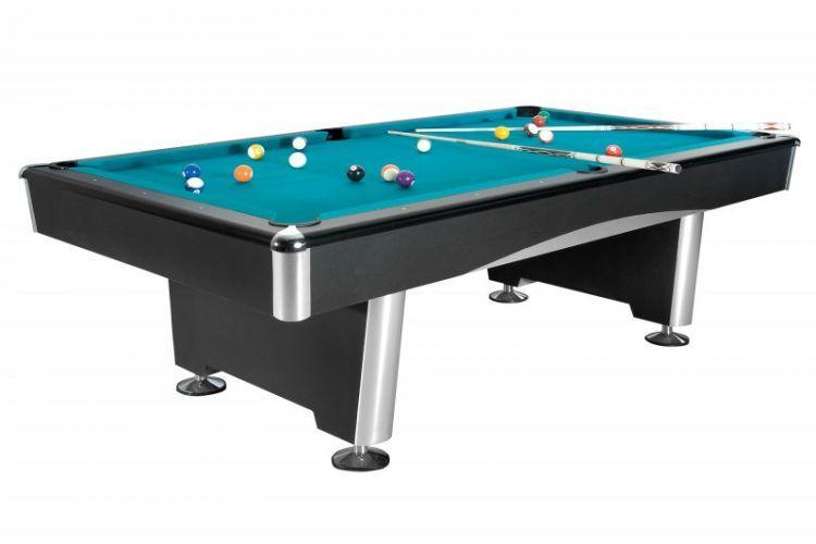 Бильярдный стол для пула Weekend Dynamic Triumph 7 ф (черный)