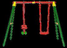 Комплекс Hasttings с двумя качелями