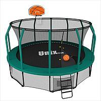 Баскетбольный щит для батута Unix line Supreme