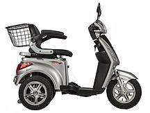 Электроскутер Volteco Trike New (Серый)