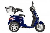 Электроскутер Volteco Trike New (Синий)