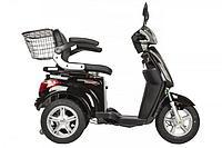 Электроскутер Volteco Trike New (Черный)