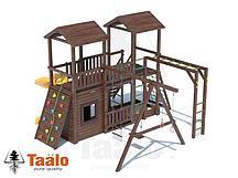 Детский игровой комплекс Taalo C 2.4 (Желтый)