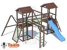 Детский игровой комплекс Taalo C 2.3 (Желтый)