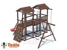 Детский игровой комплекс Taalo C 2.2 (Красный)