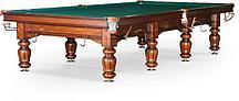 Бильярдный стол для русского бильярда Weekend Classic II 12 ф (орех)