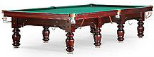 Бильярдный стол для русского бильярда Weekend «Classic II» 12 ф (махагон)