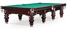 Бильярдный стол для русского бильярда Weekend «Turin» 12 ф (вишня)