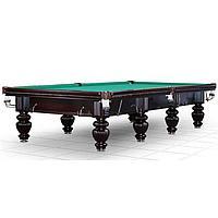 Бильярдный стол для русского бильярда Weekend Tower, 12 ф, махагон