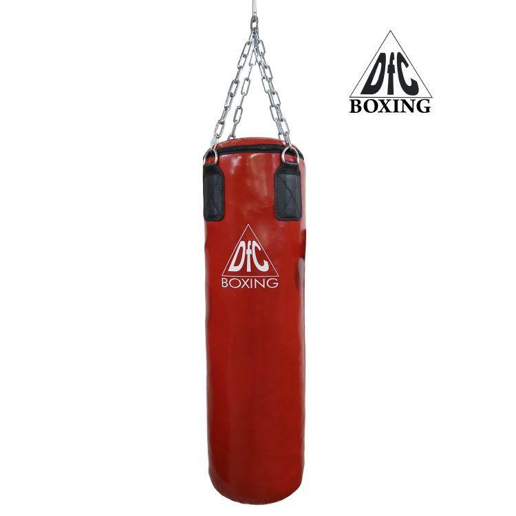 Боксерский мешок DFC HBPV2.1 (цвет в ассортименте) (Красный)