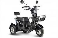 Электротрицикл Rutrike Шкипер (Черный)