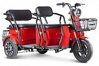 Электротрицикл Rutrike Кэб (Красный)