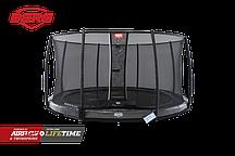 Батут Berg Elite InGround 430 Grey Levels + Safety Net Deluxe