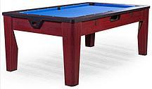 Игровой стол многофункциональный Dynamic Billard Tornado 6В1 (коричневый)