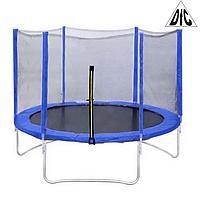 Батут DFC trampoline fitness с сеткой 12FT-TR-B (Синий)