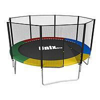 Батут UNIX line Simple 10 ft (outside) (color)