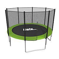 Батут UNIX line Simple 8 ft (outside) (green)