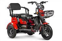 Электротрицикл Rutrike Бумеранг (Красный)