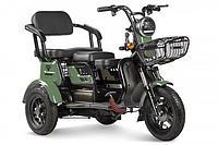 Электротрицикл Rutrike Бумеранг (Зеленый)