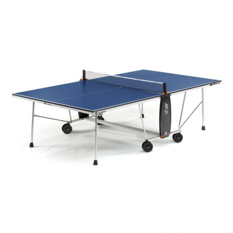 Теннисный стол для помещений Cornilleau Sport 100 (синий)
